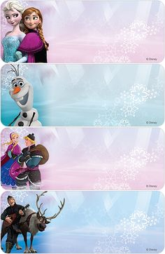 نتيجة بحث الصور عن frozen printables name tags for school Name Tag For School, School Name Labels, Book Labels, Kids Labels, Frozen Themed Birthday Party, Frozen Party, Disney Princess Names, Printable Name Tags, Frozen Book