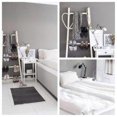 Roze grijze slaapkamers op pinterest strand appartement decor en paars grijze slaapkamer - Kleur zen kamer ...