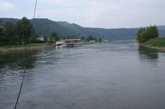 Polle : Weser bei Polle