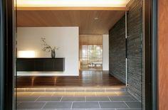 市原展示場 | 千葉県 | 住宅展示場案内(モデルハウス) | 積水ハウス Modern Japanese Interior, Japanese Home Decor, Japanese House, Modern Interior, Muji Home, Zen Interiors, Chill Room, House Entrance, Interior Architecture