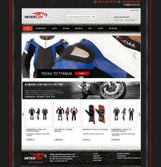 Interluk - http://www.inter-luk.com/ - Motorcycle clothing online shop