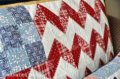 The Flag and Freedom Pillow Set - 4th of July Pillow Patterns