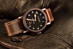 DuFrane Bergstrom Pilot Watch Review | aBlogtoWatch