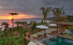 Nihiwatu Hotel, Sumba, Indonesia.  T&L readers rated this Hotel as Number 1 in the world for 2016.  http://www.travelandleisure.com/travel-guide/bali/hotels/nihiwatu-sumba