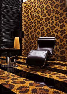 #Bisazza #Decorations Opus Romano Leopard   Feinsteinzeug   im Angebot auf #bad39.de 197 Euro/Pckg.   #Mosaik #Bad #Küche