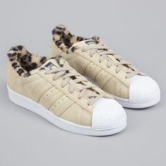 Adidas Superstar W - Dust Sand/FTWR White