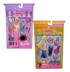 Barbie Storefront Makeup Set -- Be sure to check out this awesome product. Barbie Makeup, Makeup Set, Store Fronts, Halloween Costumes, Amazon, Games, Toys, Cover, Awesome