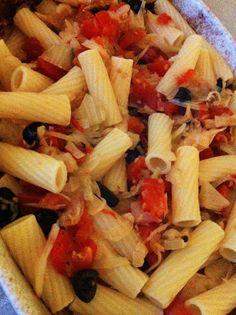 Cuisiner Bien: Pasta mit Fenchel und Tomaten