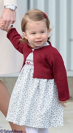Princess Charlotte will be two years old on May 2 — but she's got a personality way bigger than her little size would have you believe. Here is everything we know about the feisty, fun-loving little princess