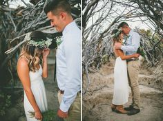 Emotional First Look #couples #love