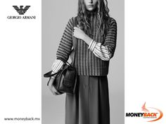 MONEYBACK MEXICO. An elegant combination of Armani garments will achieve the look that you need in your professional life. Visit ARMANI in Mexico, shop and save taxes with Moneyback! #moneyback www.moneyback.mx