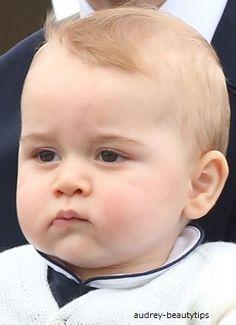 キャサリン妃 ジョージ王子