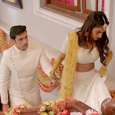 Cute Celebrities, Indian Celebrities, Bollywood Celebrities, Celebs, Tv Actors, Actors & Actresses, Cute Romantic Pictures, Anurag Basu, Erica Fernandes