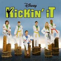 Kickin It(Disney XD)
