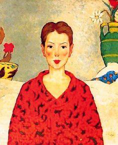 Nicolae Tonitza-Portret de baiat Post Impressionism, Female Portrait, Painters, Art Drawings, Disney Characters, Fictional Characters, Portraits, Minivan, Artists