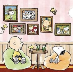 Charlie Brown Cafe, Charlie Brown Christmas, Charlie Brown And Snoopy, Snoopy Images, Snoopy Pictures, Snoopy Comics, Fun Comics, Peanuts Cartoon, Peanuts Snoopy