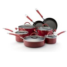 KitchenAid Porcelain Enamel Nonstick 12-Piece Cookware Set, Red  http://www.amazon.com/gp/product/B0042H5OQW/ref=as_li_qf_sp_asin_tl?ie=UTF8=wonderfulrota-20=as2=1789=9325=B0042H5OQW