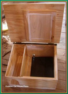 (paid link) GREAT cat house outdoor ideas for stray or feral cats · 1. Easy DIY shelter made from a flowerpot · 2. Insulated, straw-lined DIY feral cat house outdoor. #cathouseoutdoor Heated Cat House, Insulated Cat House, Heated Outdoor Cat House, Outdoor Cat House Diy, Outdoor Cat Shelter Diy, Feral Cat House, Feral Cat Shelter, Feral Cats, Cat Shelters For Winter