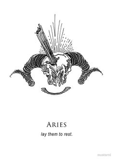 Aries - Shitty Horoscopes Book IV: Resolutions by musterni