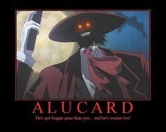 "Alucard, from ""Hellsing And Hellsing ultimate"