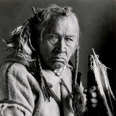 Big Wolf - Blackfoot (Siksika) - circa 1935