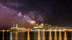 Ibiza, the center of Universe Eivissa Ibiza, Ibiza Formentera, Ibiza Island, Beautiful Places, Universe, Lost, Spaces, Holiday, Balearic Islands