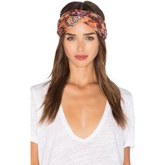 Genie by Eugenia Kim Penny Headband (83.830 COP) ❤ liked on Polyvore featuring accessories, hair accessories, head wrap headbands, hair band headband, head wrap hair accessories, hair band accessories and headband hair accessories