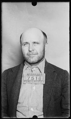 35 historical mug shots reveal astonishing criminal stories