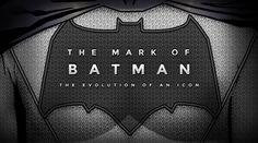 ONE: Infografía: La evolución del logotipo de Batman
