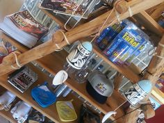 Some of many souvenirs you can purchase