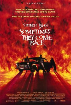 Sometimes They Come Back (1991)   Horror Movies