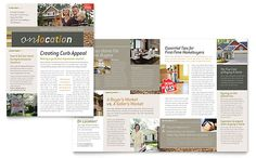 Free Sample Newsletter Template - Word & Publisher