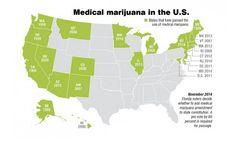 MEDICAL MARIJUANA USA-MAP  #medicalmarijuana #cannabis #reform #vote #yeson2 #dabs #thc #marijuana #epilepsy
