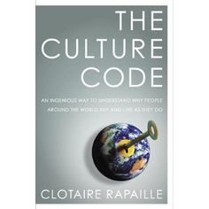 The Culture Code - I looooved it! Highly recommended!