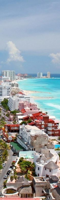 Cancun, Mexico. Went twice and loved it both times.