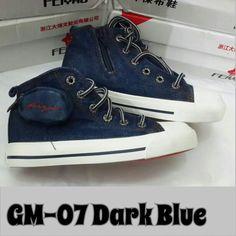 READY STOCK KIDS CANVAS SHOES KODE : GM-07 Dark Blue Jeans Size 31,32,33,34,36 PRICE : Rp.205.000,- DETAIL SIZE (insole) :  - Size 31 (19cm) - Size 32 (19,5cm) - Size 33 (20cm) - Size 34 (20,5cm) - Size 35 (21cm) -- SOLD - Size 36 (21,5cm) - Size 37 (22cm) --SOLD  FOR ORDER : SMS/Whatsapp 087777111986 PIN BB 766a6420 FB : Mayorishop  #pusatsepatubootsanak #kidscanvasshoes #sepatucanvasanak #sepatuanakimport #kidscasualshoes #sepatusantaianak #sepatuanaklucu #bluejeansshoes #jeansshoes…