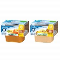 85¢ off when you buy any SIX Gerber® 1st Foods® Baby Food
