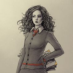 Hermione by natalico