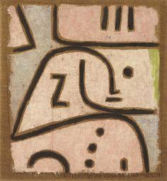 In Memoriam - Paul Klee (Swizterland, 1879-1940)