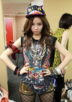 HyoMin from T-ara!  #T-ara #kpop #hyomin