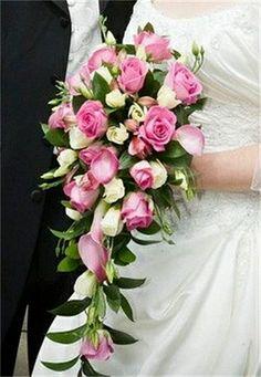 Modern Bouquet Wedding Flowers