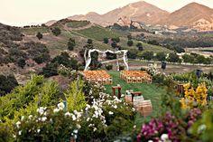 Malibu Wedding At Saddlerock Ranch By Jillian Bisinger Modern Photography