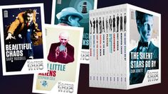 To celebrate the anniversary of Doctor Who, BBC Books are reissuing eleven classic Doctor Who novels - one for each Doctor - from across their fiction range. Doctor Who Books, Dr Book, Australian Boys, Classic Doctor Who, Future Library, Through Time And Space, Crazy Man, Bbc America, Eleventh Doctor