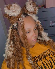 Cute Weave Hairstyles, Braids Hairstyles Pictures, Faux Locs Hairstyles, Girls Natural Hairstyles, Black Girl Braids, Braided Hairstyles For Black Women, African Braids Hairstyles, Baddie Hairstyles, Braids For Black Hair