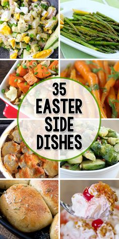 35 Side Dishes Perfect for Easter