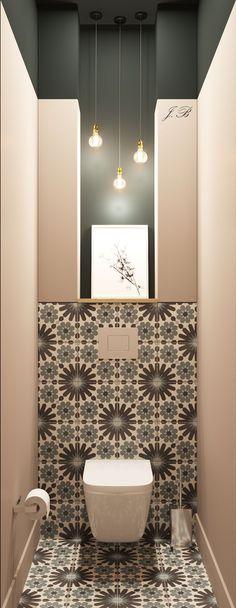 Дизайн санузла Aqua Blue, Toilet, Decorating Ideas, Bathroom, House, Design, Home Decor, Bathrooms, Haus