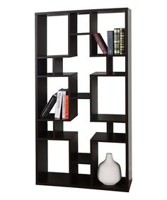 Look at this Christophe Contemporary Bookcase on #zulily today!