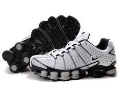 70c675241007 Nike Shox Tl3 White-black 421265 101 Mens Nike Shox