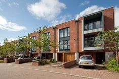 East Fettes Avenue - MLA replaced a defunct 80's office block with a…