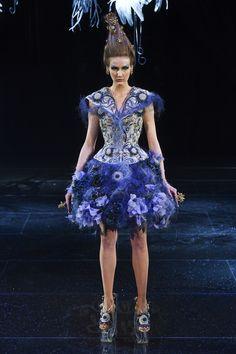 Défilé Guo Pei Haute Couture printemps-été 2018 3